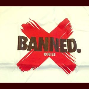 Air Jordan Banned shirt XL - Not Nike -TheFreshnes